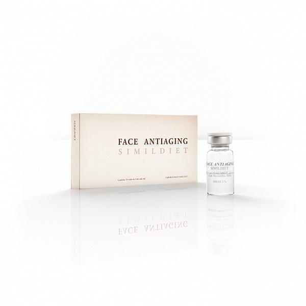 Face Antiaging Simildiet DMAE 3%