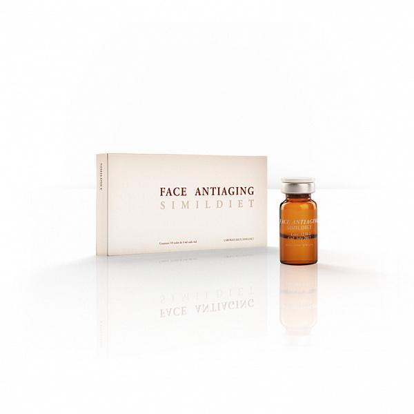 Face Antiaging Simildiet Hyaluronic Acid 2% Гиалуроновая кислота 2%