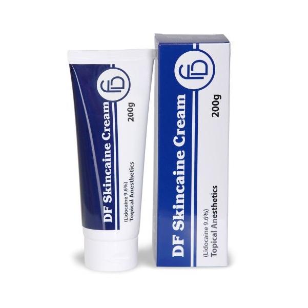 DF Skincaine Cream (Lidocaine 9,6%) 200 gr.