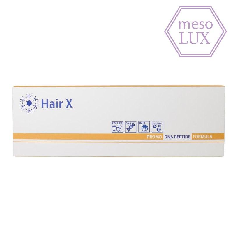 HAIR X «DNA PEPTIDE» FORMULA