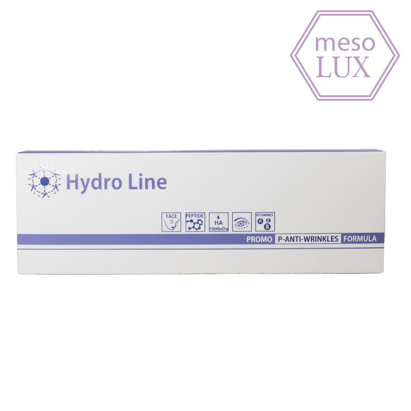HYDRO LINE «P-ANTI-WRINKLES» FORMULA