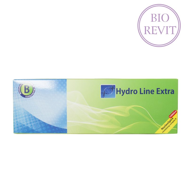HYDRO LINE EXTRA «NUCLEOSPIRE REVITALIZING COMPLEX B» FORMULA